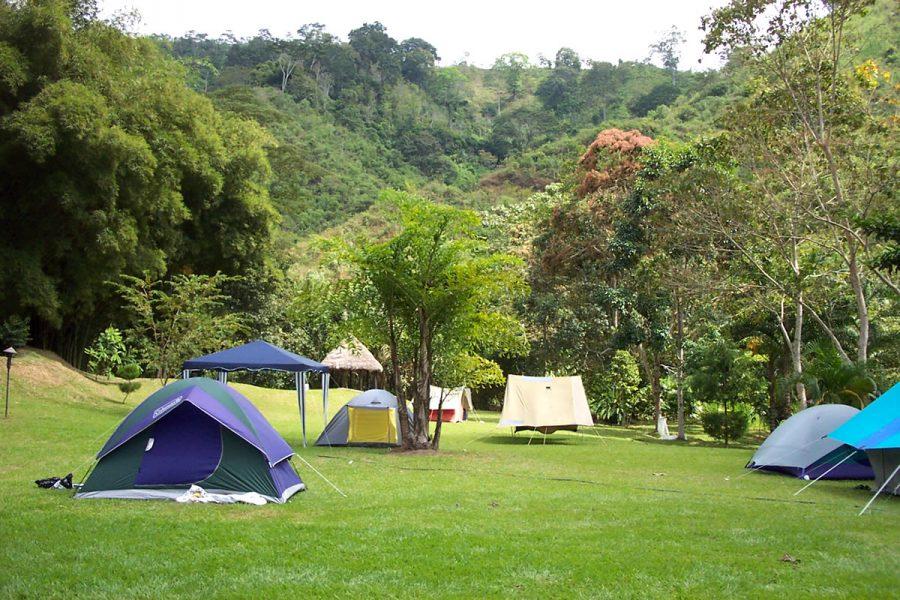 Zona de Camping