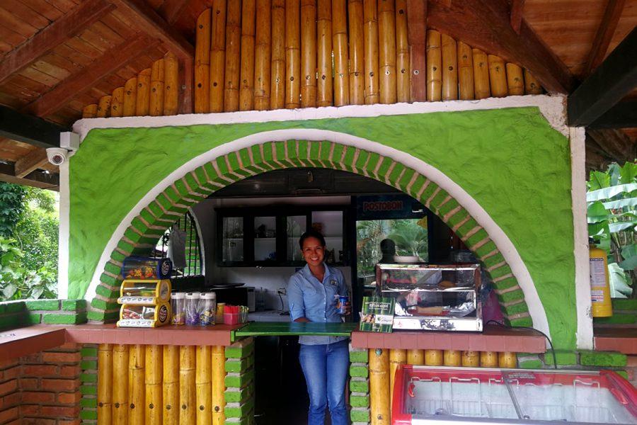 Cafetería La Terraza