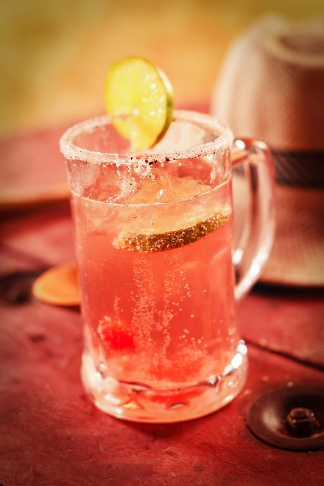 Soda Michelada