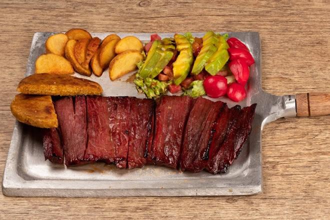 Carne Oreada - Comida Típica Santandereana - Bucaramanga