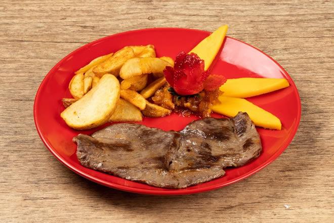 Manito Asado de Res - Menu Infantil - Restaurante Mano Bucaramanga